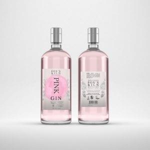 Fox's Kiln Distillery - Pink Gin