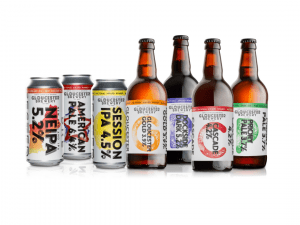 Mixed pack of Gloucester Brewery Beers