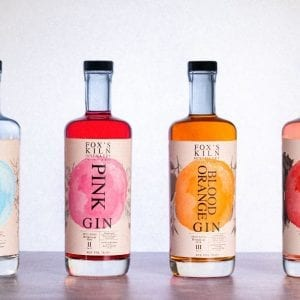 Fox's Kiln Distillery Gins