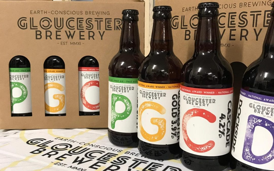Gloucester Brewery Bottle Gift Pack